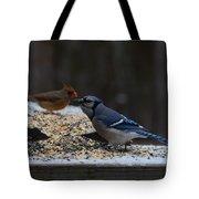 Natures Birds 51 Tote Bag