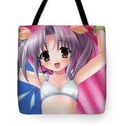 Natsu No Ame Tote Bag