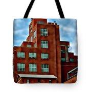 Natty Boh Tower  Tote Bag