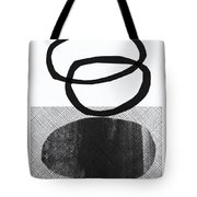 Natural Balance- Abstract Art Tote Bag