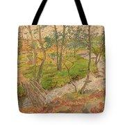 Natural Beauty Of Grindleford Tote Bag