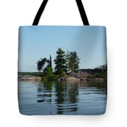 Natural Breakwater Tote Bag