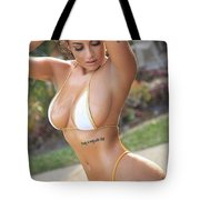 Natural Breast Enlargement Tote Bag