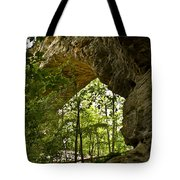 Natural Bridge Arch Tote Bag