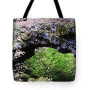 Natural Bridge  Tote Bag