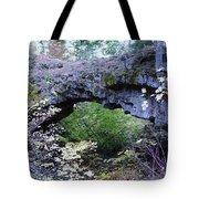 Natural Bridge Two   Tote Bag