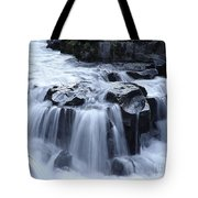 Natural Bridges Falls 02 Tote Bag