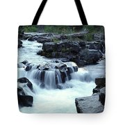 Natural Bridges Falls 03 Tote Bag