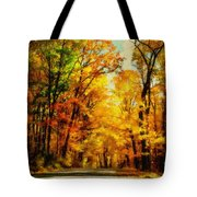 Natural Cathedral Tote Bag