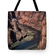Natural Colorado River Page Arizona  Tote Bag