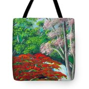 Natural Creation Tote Bag