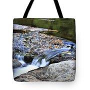 Natural Flow Tote Bag
