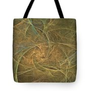 Natural Forces- Digital Wall Art Tote Bag
