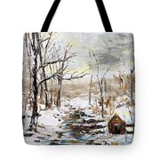 Natural Forest Tote Bag