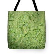 Natural Green Screen Tote Bag
