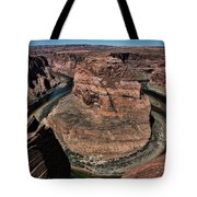 Natural Horseshoe Bend Arizona  Tote Bag