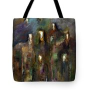 Natural Instincts Tote Bag