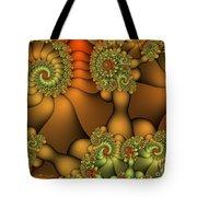 Natural Jewels Tote Bag