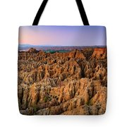 Natural Monument Carcavas Del Marchal II Tote Bag