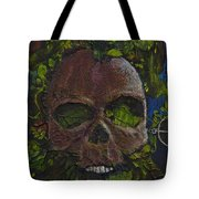 Natural Order A Declaration Of Victory And Peace Tote Bag