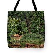 Natural Paradise Tote Bag