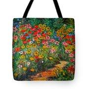 Natural Rhythm Tote Bag