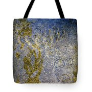 Natural Ripple Art Tote Bag