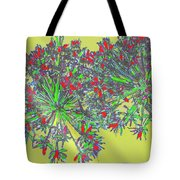 Natural Spiral Tote Bag