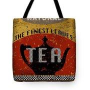 Natural Tea Tote Bag
