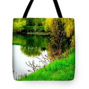 Natural Vibrance Tote Bag