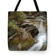 Natural Waterslide Tote Bag