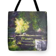 Naturallly....or A Quiet Corner Tote Bag