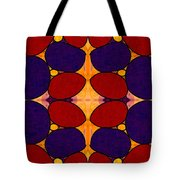 Naturally Dimensional Abstract Bliss Art By Omashte Tote Bag