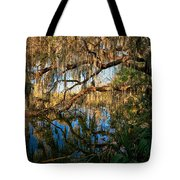 Naturally Florida Tote Bag