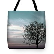 Nature - Early Sunrise Tote Bag