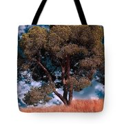 Nature - Green Tree Tote Bag