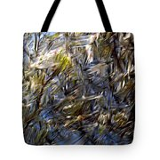 Nature Abstract Tote Bag