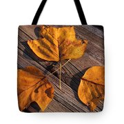 Nature And Me Tote Bag
