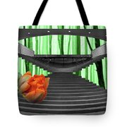 Nature And Technology Tote Bag