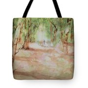 Nature At The Nature Center Tote Bag