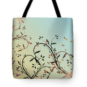 Nature Branches Tote Bag