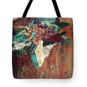 Nature's Display Tote Bag by Phyllis Howard