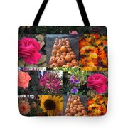 Nature Color Tote Bag