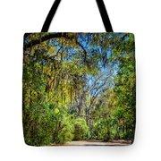 Nature Drive Tote Bag