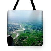 Nature From Top Tote Bag