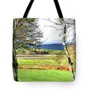 Nature Has Reclaimed The Lake Tote Bag