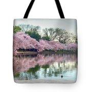 Nature Heals Tote Bag