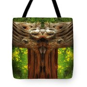 Nature In Abstract 4 Tote Bag