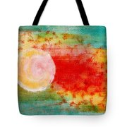 Nature In Abstract  Tote Bag