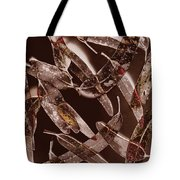 Nature In Design Tote Bag